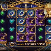 wild o clock slot game