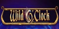 wild o clock slot logo