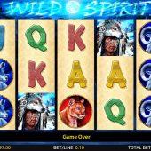 wild spirit slot game