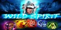 wild spirit slot logo