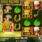 wild wild riches slot game