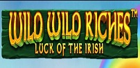 Cover art for Wild Wild Riches slot