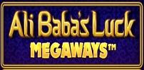 Cover art for Ali Baba's Luck Megaways slot