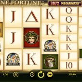 divine fortune megaways slot game