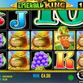 emerald king slot game