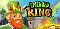 emerald king slot logo