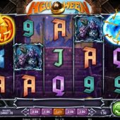 helloween slot game