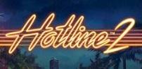 Cover art for Hotline 2 slot