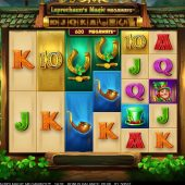 leprechauns magic megaways slot game