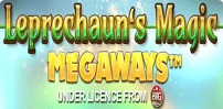 Cover art for Leprechaun's Magic Megaways slot