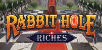 Cover art for Rabbit Hole Riches slot