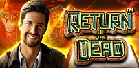 Cover art for Return of The Dead slot