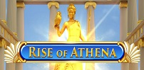 Cover art for Rise of Athena slot