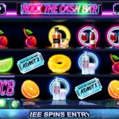 rock the cash bar slot game