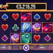 vegas night life slot game