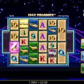 wheel of fortune megaways slot game