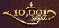 Cover art for 10001 Nights slot