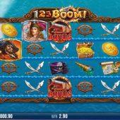 123 Boom! slot game