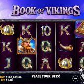 book of vikings slot game