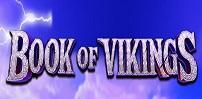 Cover art for Book of Vikings slot