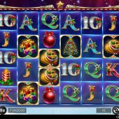 christmas megaways slot game