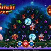 christmas tree slot game