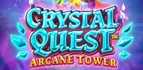 Cover art for Crystal Quest Arcane Tower slot