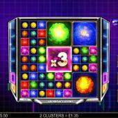 cyberslot megaclusters slot game