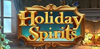 Cover art for Holiday Spirits slot