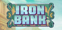 Cover art for Iron Bank slot