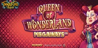 Cover art for Queen of Wonderland Megaways slot