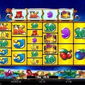 santa king megaways slot game