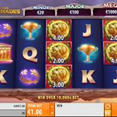 wrath of hades slot game