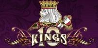 Cover art for 10 Kings slot