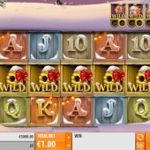 big bad wolf christmas special slot game