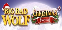 Cover art for Big Bad Wolf Christmas Special slot