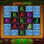 carol of the elves slot game
