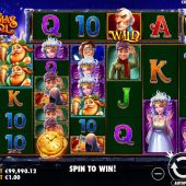 christmas carol megaways slot game