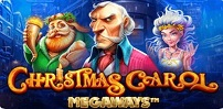 Cover art for Christmas Carol Megaways slot
