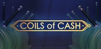 Cover art for Coils of Cash slot