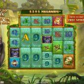 forgotten island megaways slot game