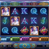 frost queen slot game