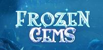 Cover art for Frozen Gems slot