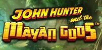 Cover art for John Hunter and The Mayan Gods slot