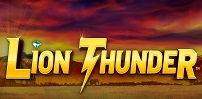 Cover art for Lion Thunder slot