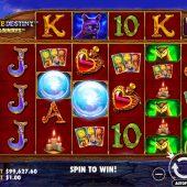 madame destiny megaways slot game