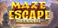 Cover art for Maze Escape Megaways slot