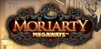 Cover art for Moriarty Megaways slot