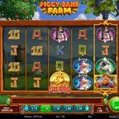 piggy bank farm slot game