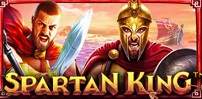 Cover art for Spartan King slot